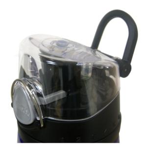 hydratačný fľaša s počítadlom Thermos Šport fialová 320013, Thermos