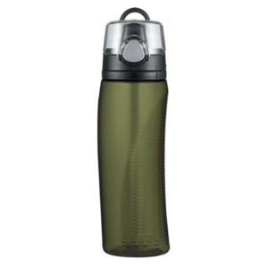 hydratačný fľaša s počítadlom Thermos Šport olivovo zelená 320010, Thermos