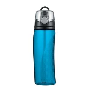hydratačný fľaša s počítadlom Thermos Šport svetlo modrá 320011, Thermos