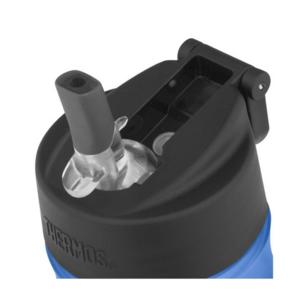 hydratačný fľaša s slamkou Thermos Šport modrá 320141, Thermos
