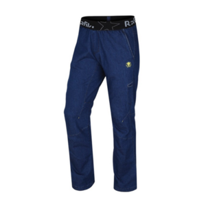 Nohavice Rafiki Facerock Night denim, Rafiki
