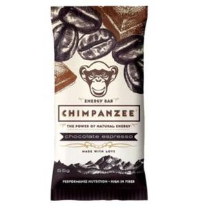 CHIMPANZEE BOX ENERGY BAR Chocolate Espresso 20ks