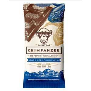CHIMPANZEE BOX ENERGY BAR Dates - Chocolate 20ks