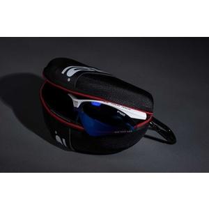 pevné ochranné puzdro na okuliare R2 čierne ATA015
