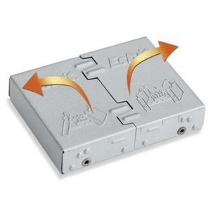 Vreckový varič 'malý' na tuhý lieh vrátane tablet s liehom (6ks x 14g) Esbit 00209100, Esbit