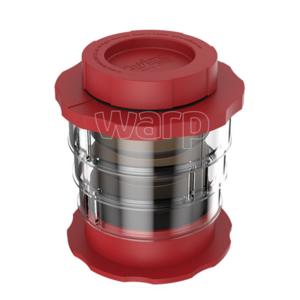 outdoorový kávovar Cafflano Kompact red CAF0004, Cafflano