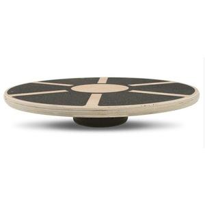 Balančná podložka Yate, drevená, kruhová, Yate