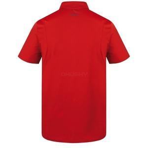 Pánske triko Husky Teril M červená, Husky