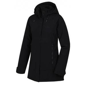 Dámsky hardshell plnený kabát Husky Nigalo L čierna, Husky