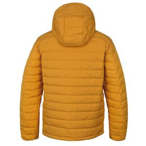 Pánska páperová bunda Husky Donnie M krémovo žltá, Husky