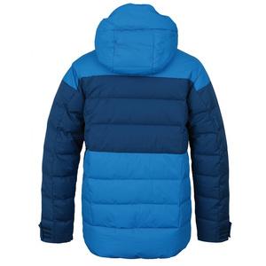 Pánska páperová bunda Husky Dester M modrá / tm.modrá, Husky