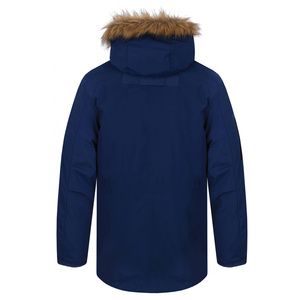 Pánsky kabát Husky Nelidas M tm. modrá, Husky