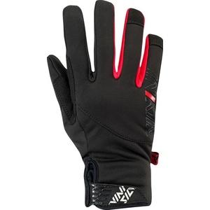 Detské športové softshellové rukavice Silvini Ose CA1541 black 0820, Silvini