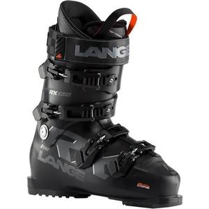 Lyžiarske topánky Lange RX 130 black gunmetal LBI2030, Lange