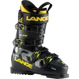 Lyžiarske topánky Lange RX 120 black / yellow LBI2050