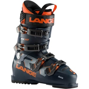 Lyžiarske topánky Lange RX 110 petrol / orange LBI2080