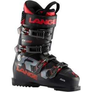 Lyžiarske topánky Lange RX 100 black / red LBI2100, Lange