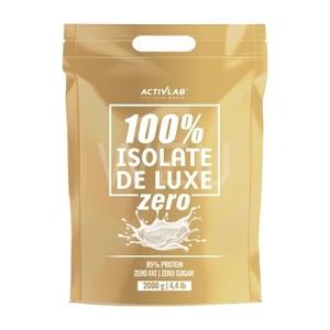 Activlab 100% ISOLATE DE LUXE 700g - ZERO