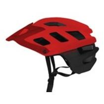 Cyklistická prilba pre dospelých Spokey SINGLETRAIL červená, Spokey