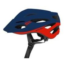 Cyklistická prilba pre dospelých Spokey SPECTRO 55-58 cm, modrá, Spokey