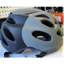 Cyklistická prilba pre dospelých Spokey CHECKPOINT 58-61 cm, sivá, Spokey