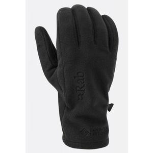 Rukavice Rab Infinium Windproof Glove black / bl