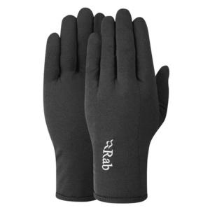 Rukavice Rab Forge 160 Glove ebony / eb, Rab