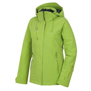 Dámska lyžiarska bunda HUYKE Nopi L zelená, Husky