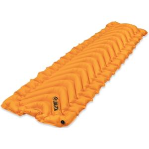 Nafukovací karimatka Klymit Insulated V Ultralite ™ SL Oranžová, Klymit