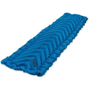 Nafukovací karimatka Klymit V Ultralite SL Grand Teton Umelec Edition modrá, Klymit