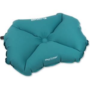 Nafukovací vankúš Klymit Pillow X Large teal, Klymit