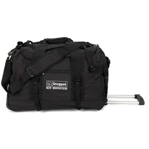 Cestovný taška Snugpak Monster Roller 65l čierna, Snugpak