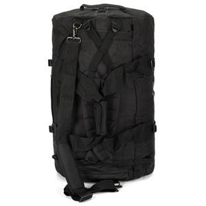 Cestovný taška Snugpak Monster 120 l čierna, Snugpak