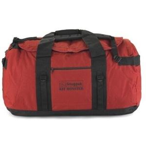 Cestovný taška Snugpak Monster 120 l Červená, Snugpak