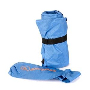 Nafukovací karimatka s vstavanou pumpou Snugpak Air Mat modrá, Snugpak