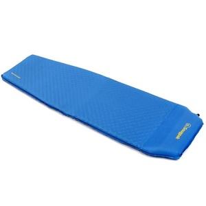 Samonafukovací karimatka Snugpak XL s vstavaným vankúšom modrá