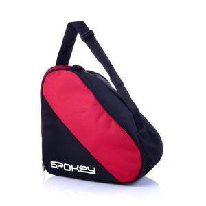 Taška na korčule Spokey CARRIER čierno-červená, Spokey