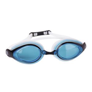 Plavecké okuliare Spokey KOBRA biele, modré sklá, Spokey