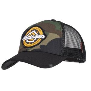 Šiltovka PENTAGON® Era Trucker Tactical Sportswear US woodland, Pentagon