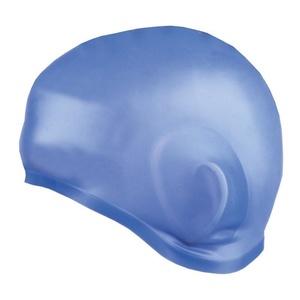 Plavecká čiapka Spokey EARCAP modrá, Spokey
