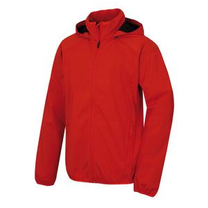 Pánska softshellová bunda Husky Sally M červená
