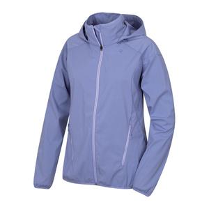 Dámska softshellová bunda Husky Sally L sv. modrofialová, Husky