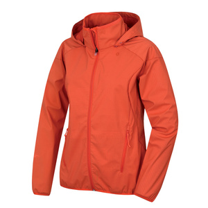 Dámska softshellová bunda Husky Sally L výrazne oranžová, Husky