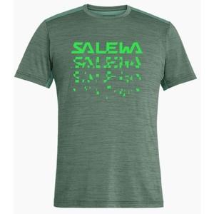 Tričko Salewa Puez HYBRID 2 DRY M S/S TEE 27397-5949