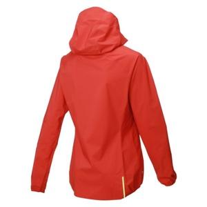 Bežecká bunda Inov-8 STORMSHEL L FZ W 000577-RD-01 červená, INOV-8