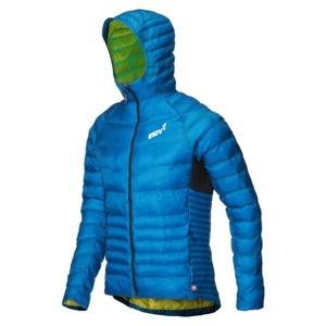 Bežecká bunda Inov-8 THERMOSHEL L PRO FZ M 000747-BLYW-01 modrá sa žltou, INOV-8