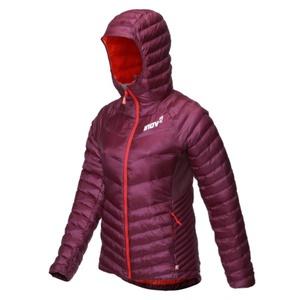 Bežecká bunda Inov-8 THERMOSHEL L PRO FZ W 000733-PLRD-01 fialová s červenou, INOV-8