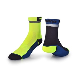 Ponožky VAVRYS CYKLO 2020 2-pa 46220-200 žltá, Vavrys