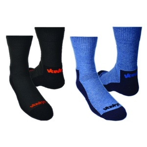 Ponožky Vavrys TREK CMX 2-pack 28326-83 čierna + modrá, Vavrys