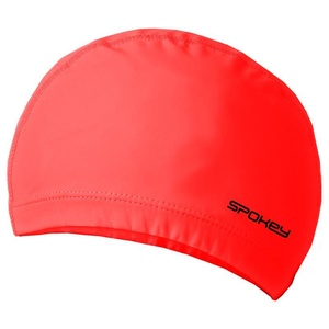 Dvojvrstvová plavecká čiapka Spokey TORPEDO červená, Spokey